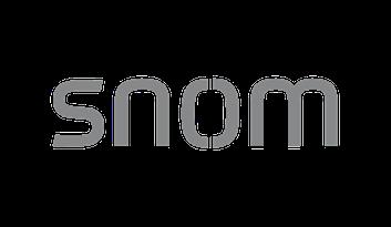 Logo Snom