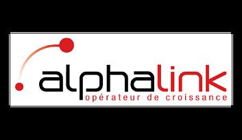 Logo alphalink