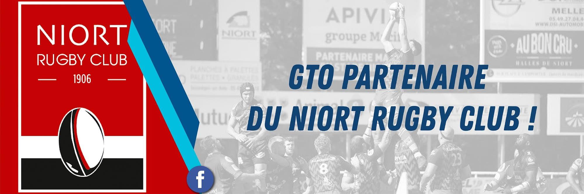 Le Niort Rugby Club partenariat