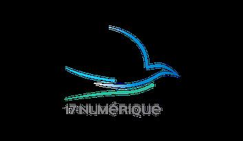 Logo 17 numérique